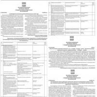 Приложение №9 от 12 марта 2015