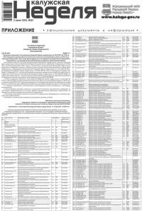Приложение №21 от 4 июня 2015 года