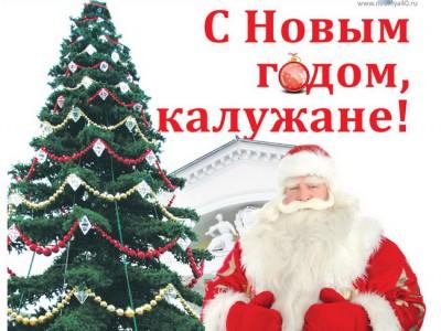 Газета «Калужская неделя», №51 от 29 декабря 2015 года