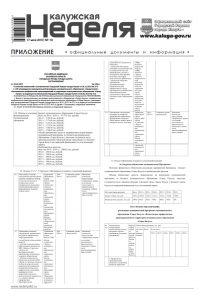 Приложение №19 от 17 мая 2017 года