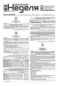 Приложение №20 от 24 мая 2017 года