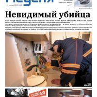 Газета «Калужская неделя», №3 от 24 января 2019 года