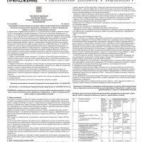 Приложение № 6 от 20 февраля 2020 года